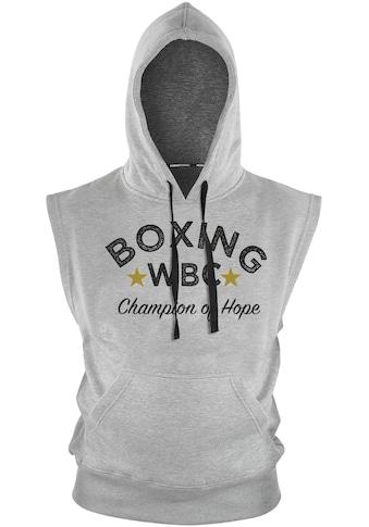 adidas Performance T-Shirt »WBC Hoody Sleeveless« kaufen