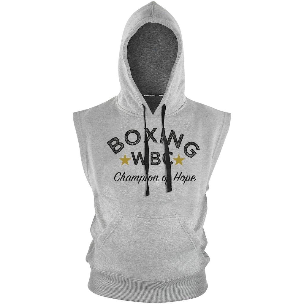 adidas Performance T-Shirt »WBC Hoody Sleeveless«