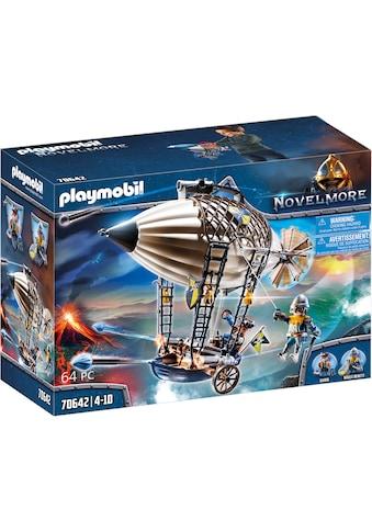Playmobil® Konstruktions-Spielset »Novelmore Darios Zeppelin (70642), Novelmore«, (64... kaufen