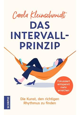 Buch »Das Intervall-Prinzip / Carola Kleinschmidt« kaufen