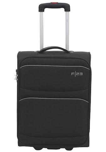 F23™ Weichgepäck-Trolley »Santa Cruz 2.0, 50 cm«, 2 Rollen kaufen