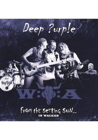 Vinyl »From The Setting Sun...(In Wacken) / Deep Purple« kaufen