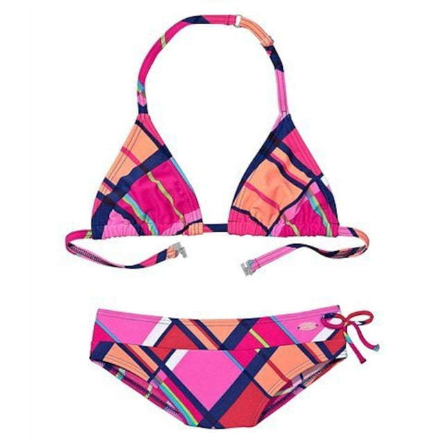 Venice Beach Triangel-Bikini, in toller Farbkombination