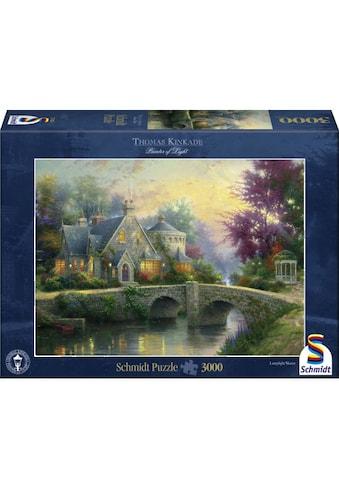 Schmidt Spiele Puzzle »Abendstimmung«, Made in Germany kaufen