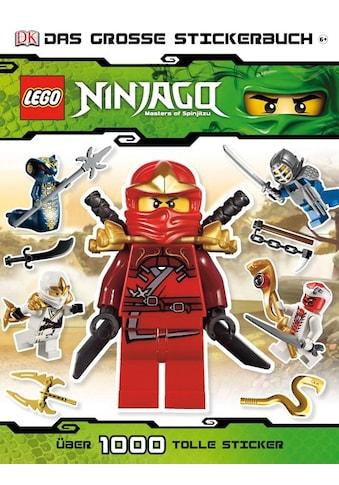 Buch LEGO Ninjago Das große Stickerbuch / DIVERSE kaufen