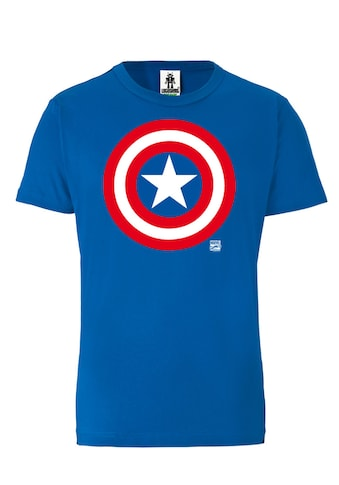 LOGOSHIRT T-Shirt mit Captain America-Logo kaufen