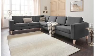 ATLANTIC home collection Ecksofa, langer Schenkel links oder rechts montierbar kaufen