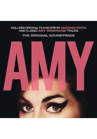 Musik-CD »Amy (Ost) / Winehouse,Amy« kaufen