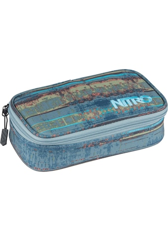 "NITRO Federtasche ""Pencil Case XL, Frequency Blue"" kaufen"