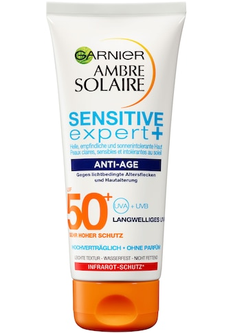 "GARNIER After Sun ""Ambre Solaire Sensitiv Anti - Age LSF 50+"" kaufen"