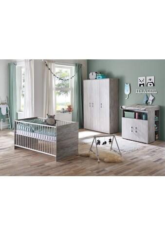 arthur berndt Babyzimmer-Komplettset »Isabella«, (Set, 4 St.), Made in Germany; mit... kaufen