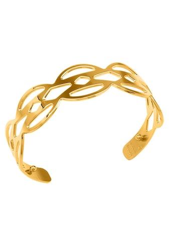 Les Georgettes Armspange »APACHE, GOLD, 8 mm, APAG8«, ohne Ledereinsatz kaufen