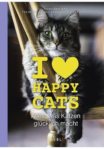 Buch »I love Happy Cats / DIVERSE« kaufen
