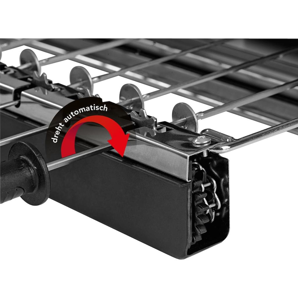 MAXXMEE Raclette »Multi-Raclette-Grill 3in1«, 6 St. Raclettepfännchen, 1200 W