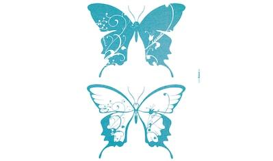 Komar Wandtattoo »Schmetterlinge«, selbstklebend kaufen