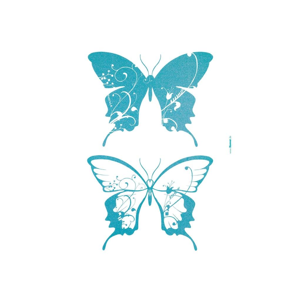 Komar Wandtattoo »Schmetterlinge«, selbstklebend