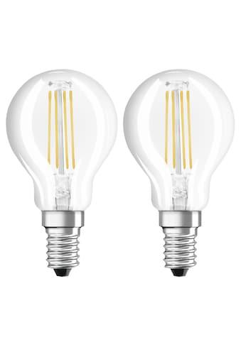 Xavax LED-Filament, E14, 470lm ersetzt 40W, Tropfenform, Warmweiß kaufen