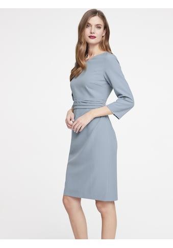 Kleid asymmetrischer Ausschnitt kaufen