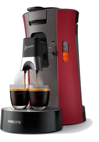 Senseo Kaffeepadmaschine »Select CSA240/90«, inkl. Gratis-Zugaben im Wert von € 14,- UVP zusätzlich zum Willkommens-Paket (80 Pads & Paddose gratis bei Registrierung) kaufen