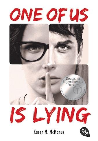 Buch »ONE OF US IS LYING / Karen M. McManus, Anja Galic« kaufen