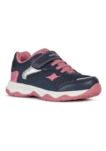 Geox Kids Sneaker »CALCO GIRL«, in toller Farbkombi kaufen