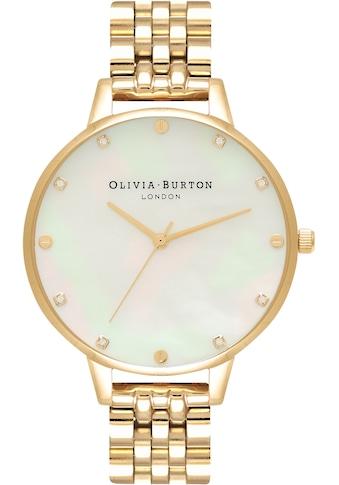 OLIVIA BURTON Quarzuhr »Classics, OB16SE13« kaufen