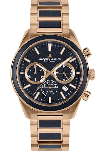 Jacques Lemans Chronograph »Eco Power Solar Apple, 1-2115H« kaufen