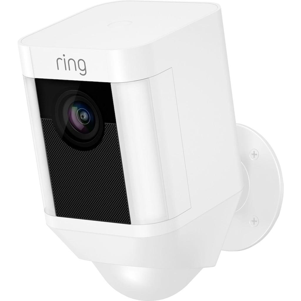 Ring Überwachungskamera »Spotlight Cam (Akku)«, Außenbereich