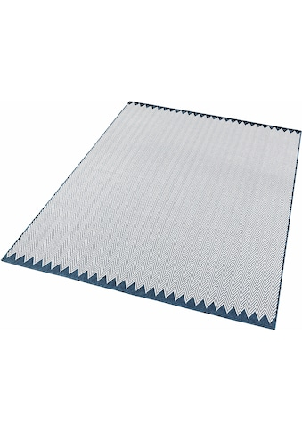 freundin Home Collection Teppich »Ida«, rechteckig, 4 mm Höhe, Flachgewebe, gekettelt,... kaufen