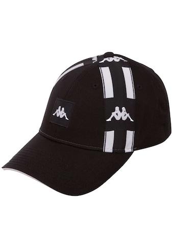 Kappa Baseball Cap »AUTHENTIC HYBE«, mit Logowebband und Logobadge<br /> kaufen