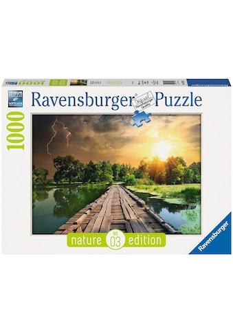 Ravensburger Puzzle »Mystisches Licht - Nature Edition«, Made in Germany, FSC® -... kaufen