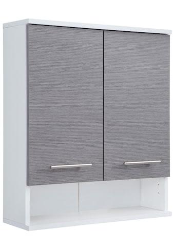 Schildmeyer Hängeschrank »Palermo«, Breite 60 cm, verstellbarer Einlegeboden, Metallgriffe kaufen
