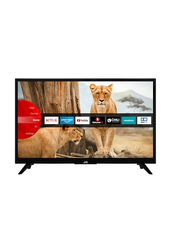 "JVC LED-Fernseher »LT-24VH5965«, 60 cm/24 "", HD ready, Smart-TV kaufen"