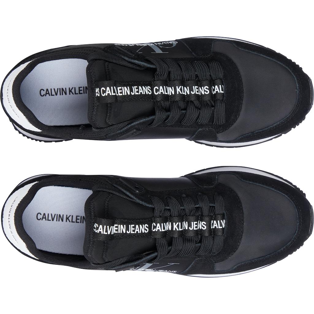 Calvin Klein Sneaker »SLOANE«, mit cooler Logo Applikation