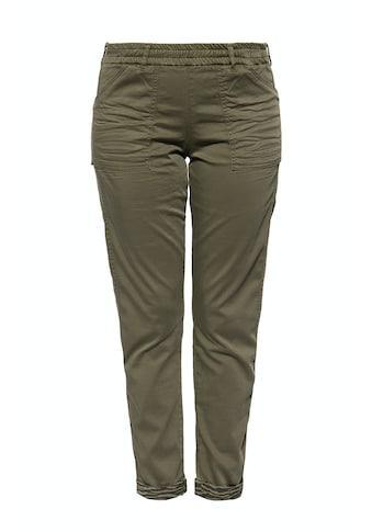 ATT Jeans Schlupfhose »Scarlett«, mit Beinaufschlag kaufen