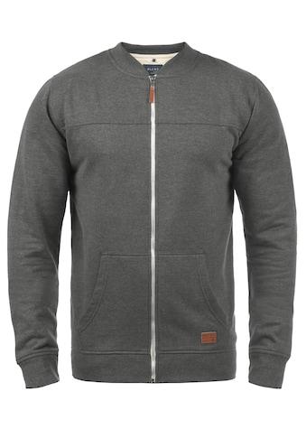 Blend Sweatjacke »Arco«, Collegejacke mit Fleece-Innenseite kaufen