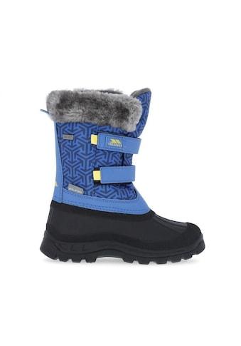 Trespass Winterstiefel »Kinder Schneestiefel Vause mit Klettverschluss« kaufen