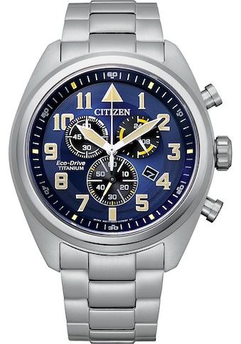 Citizen Chronograph »AT2480-81L« kaufen