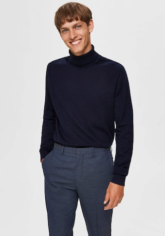 SELECTED HOMME Rollkragenpullover »Berg Roll Neck« kaufen