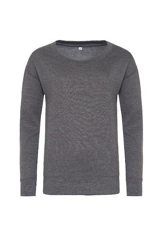AWDIS Longsweatshirt »Hoods Damen Sweatshirt Girlie Fashion« kaufen