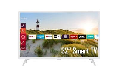 """Telefunken LED-Fernseher »XF32K550-W«, 80 cm/32 """", Full HD, Smart-TV kaufen"""