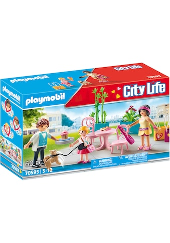 Playmobil® Konstruktions-Spielset »Kaffeepause (70593), City Life«, Made in Germany kaufen
