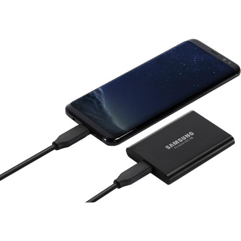 Samsung SSD »Portable SSD T5«