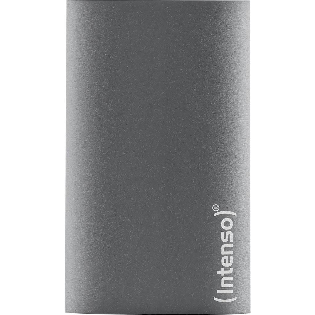 Intenso externe SSD »Portable SSD Premium«, Aluminium extra Slim