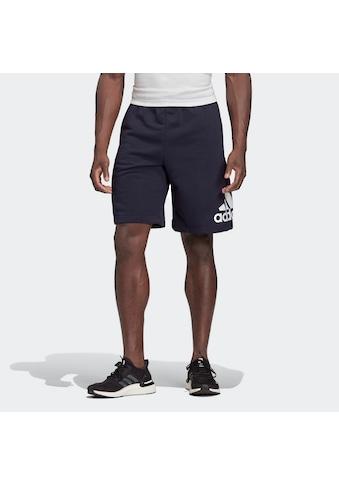 adidas Performance Trainingsshorts »MUST HAVES BADGE OF SPORT« kaufen