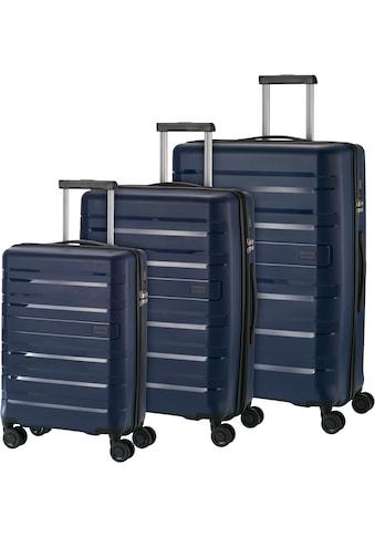 travelite Trolleyset »Kosmos«, (Set, 3 tlg.), mit 4 Rollen kaufen