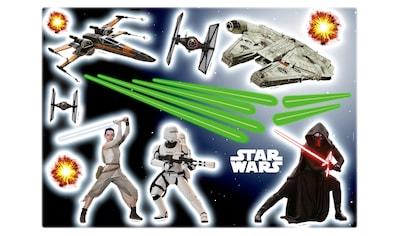 Komar Wandtattoo »Star Wars«, selbstklebend, rückstandslos abziehbar kaufen
