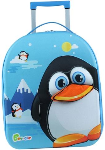CHIC2000 Kinderkoffer »Boucie, Pinguin«, 2 Rollen, Weichgepäck-Trolley kaufen