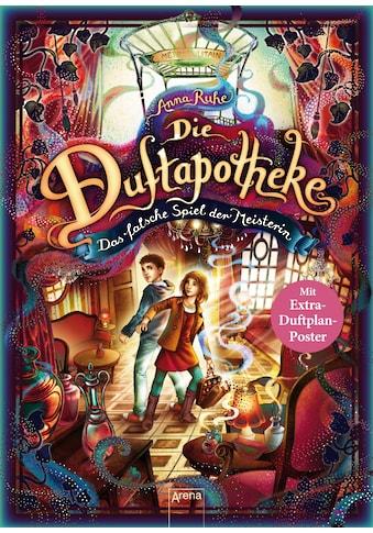 Buch »Die Duftapotheke (3). Das falsche Spiel der Meisterin / Anna Ruhe, Claudia Carls« kaufen