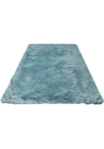 Fellteppich, »Triana«, Guido Maria Kretschmer Home&Living, rechteckig, Höhe 60 mm, gedruckt kaufen